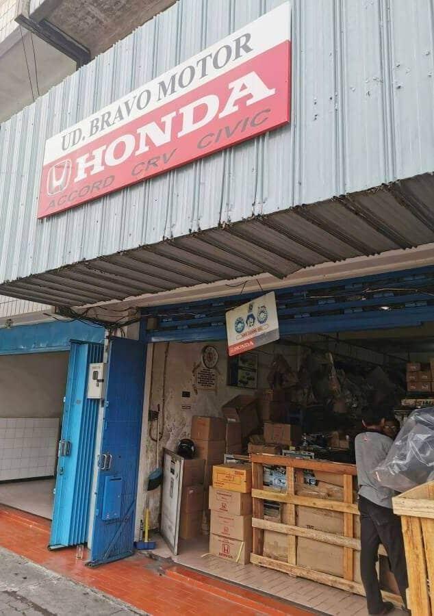 Bravo Motor Sparepart mobil honda surabaya